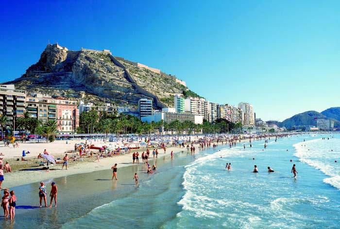 Oceanografic valencia y playas de Alicante en un mismo viaje