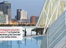 Oceanografic Valencia hotel confortel Aqua 4